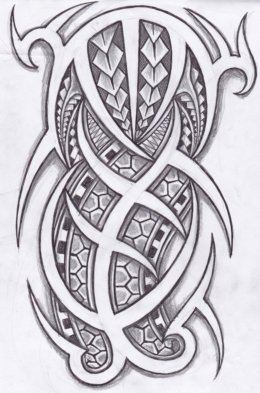 Tattoos Tribal Designs With Island Tribal Tattoo Design Stuartbrewer On Deviantart The Most Stylish Tattoos T Tribal Tattoos Maori Tattoo Tribal Tattoo Designs