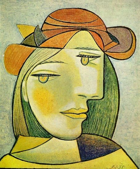 Abstract Portraits Picasso