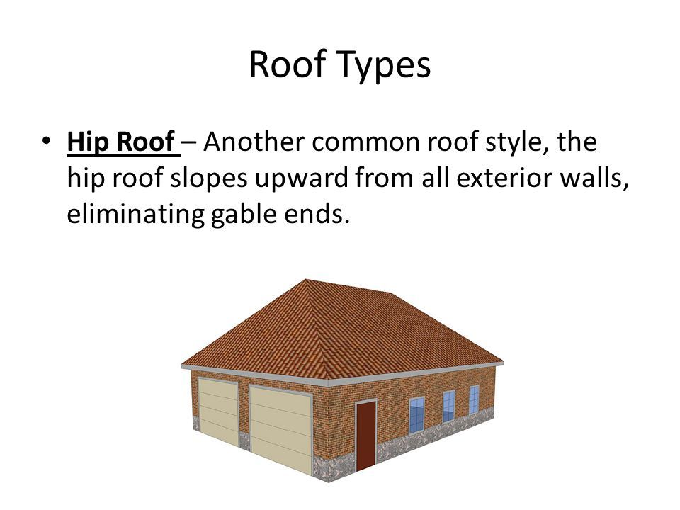 20 Roof Types for Your Awesome Homes\u2013Complete with the Pros  Cons