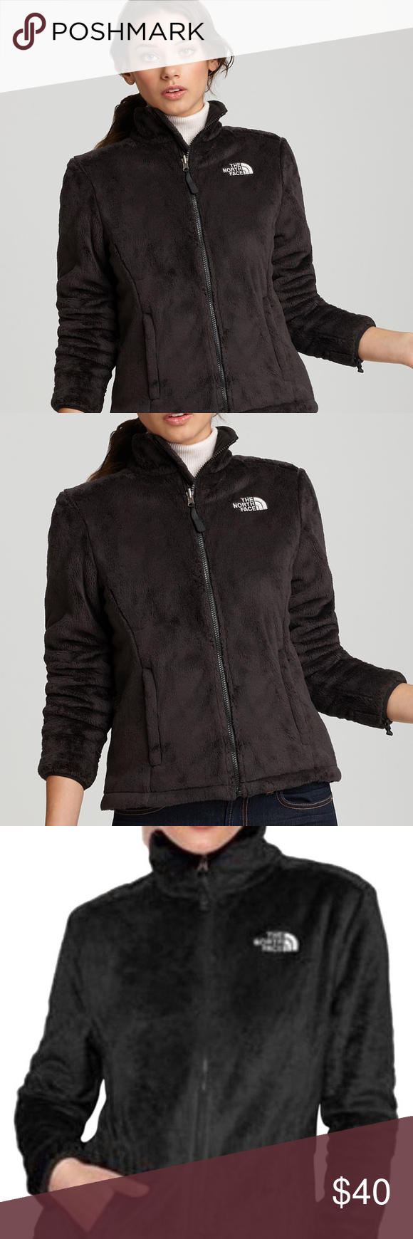 North Face Osito Black Fleece Jacket Small Black Fleece Jacket Fleece Jacket Black Fleece [ 1740 x 580 Pixel ]