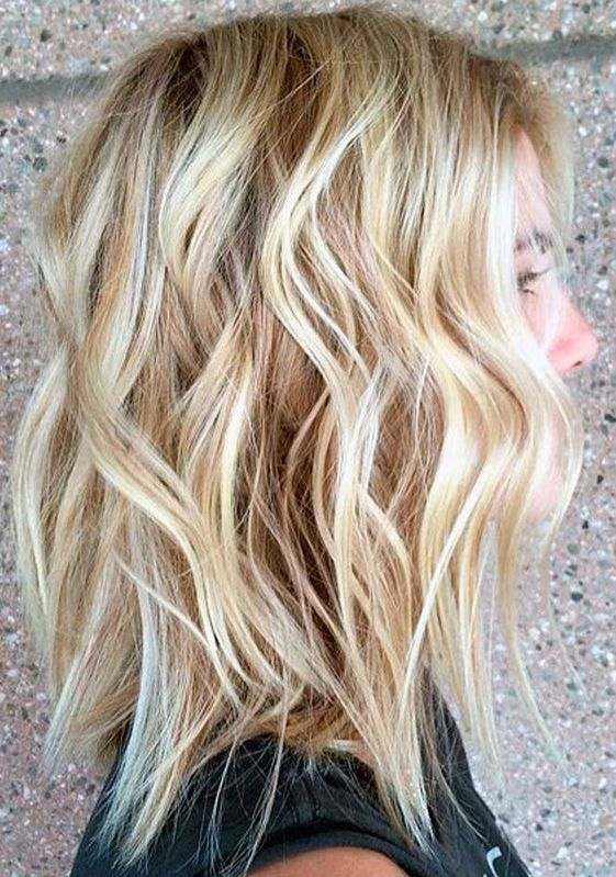 Summer Hairstyles For Medium Length Hair 2017 : Flaunt top medium length hairstyles for summer