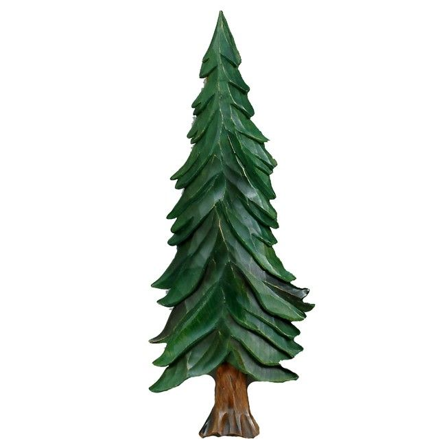 Pine Tree Drawing Pine Tree Wood Carving Wall Hanging Small Pine