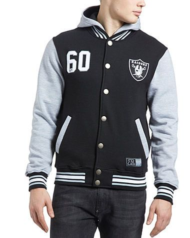 Majestic Athletic Oakland Raiders Hoody  e3defa95538
