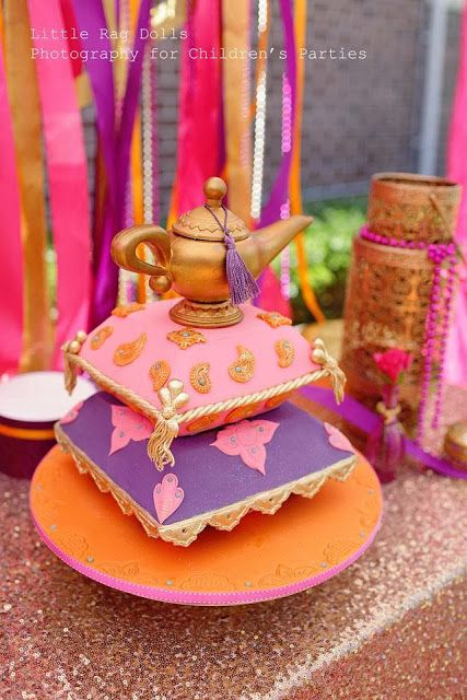Little big company the blog marissa 39 s birthday an for Arabian cake decoration