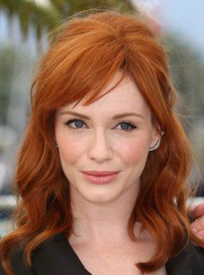 Pin By Bill And Jill Insulators On Smiling Redheads In 2020 Copper Hair Color Bright Copper Hair Red Hair Color
