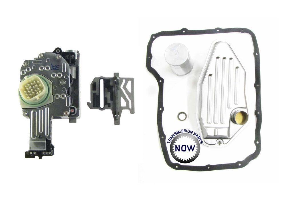 details about dodge jeep 545rfe 45rfe transmission oe solenoid block 2x4 filter d72420akark