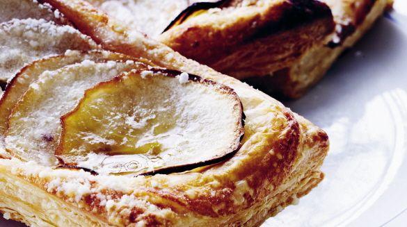 Spød æblekage - Meyers