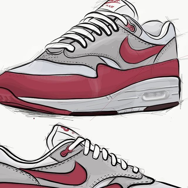 dabd644d0fe Tribute to The original Air Max 1 Celebrating 30 years in the game. .