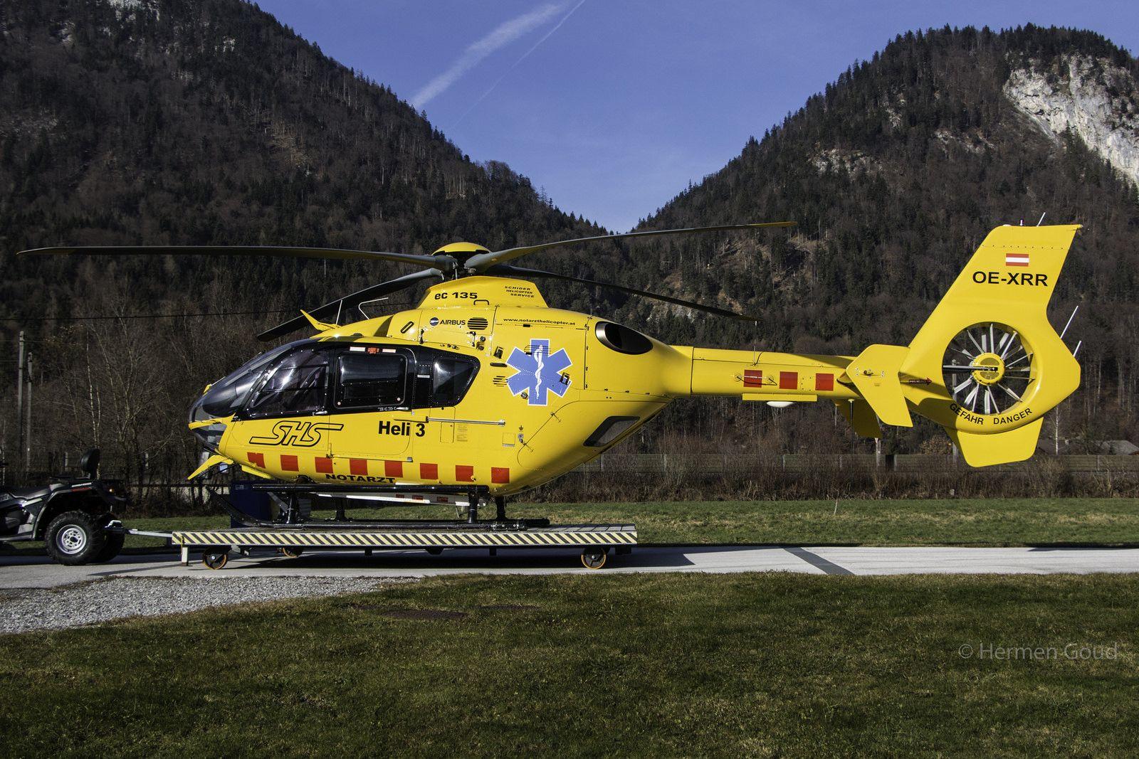 https://flic.kr/p/QRuhE1 | 2016 Tirol : EC-135P2 OE-XRR SHS Flugrettung Heli3 | Kufstein