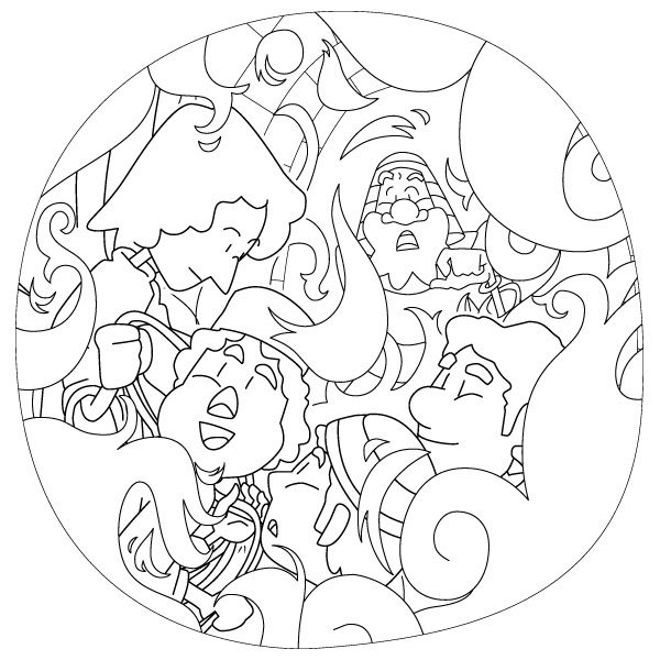 - Fiery Furnace Coloring Pages, Fiery Furnace, Fall Coloring Pages