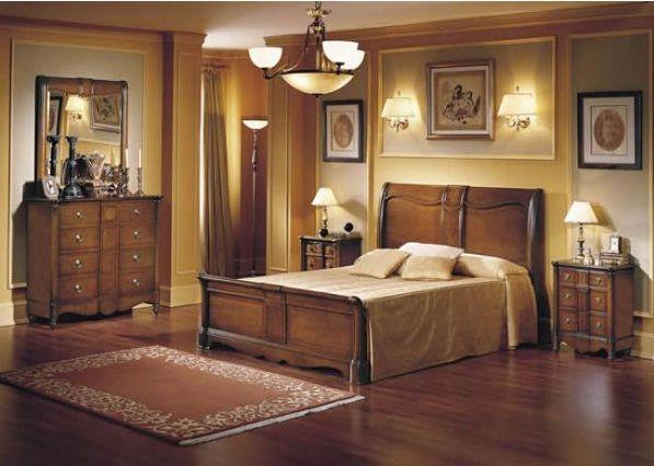 Matrimonial sobrio interior and decoration deny moore for Baul dormitorio matrimonio