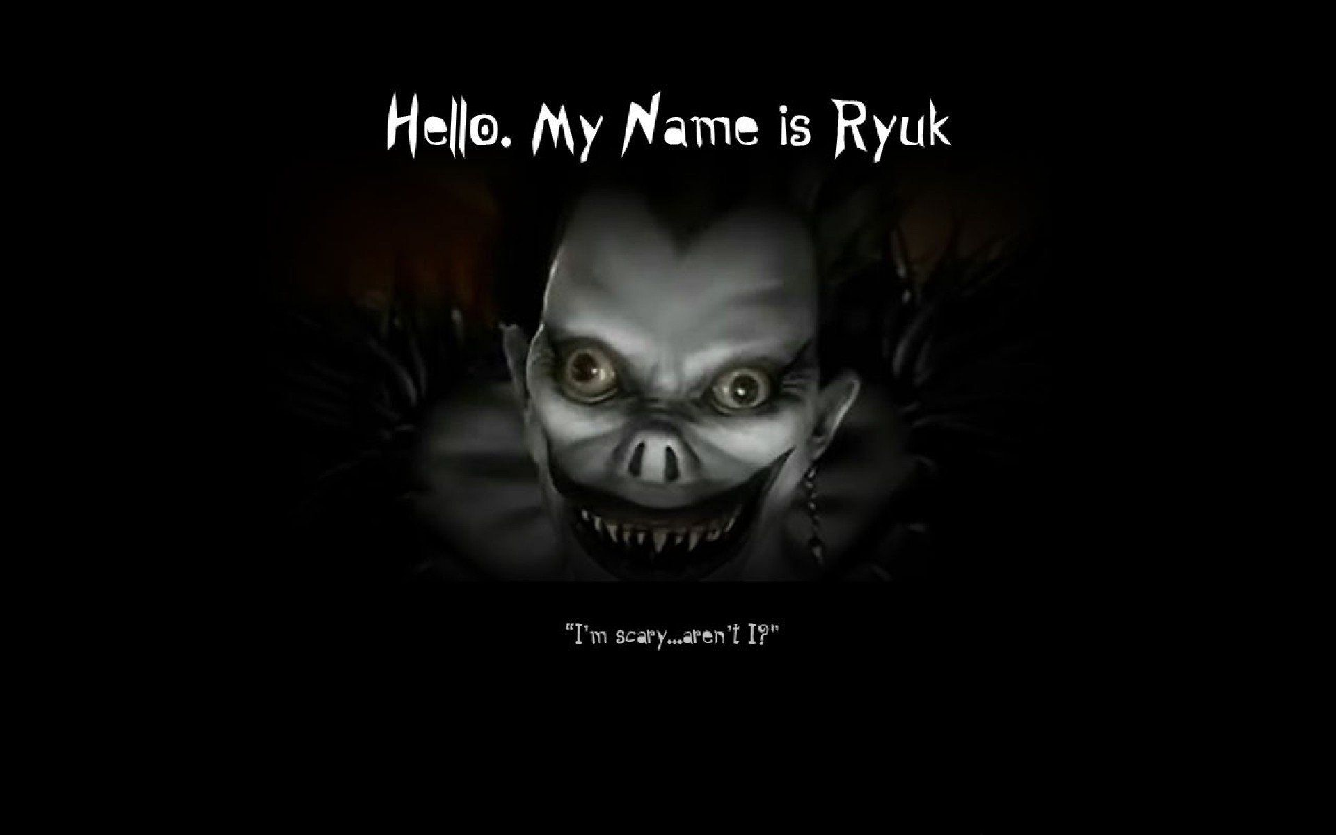 Ryuk wallpaper zerochan anime image board wallpapers and