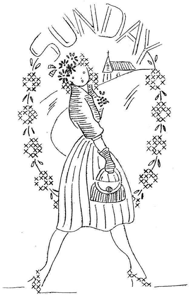 Vintage Towel Quilt Designs 1940s Wwii Homemaker Dow Hand