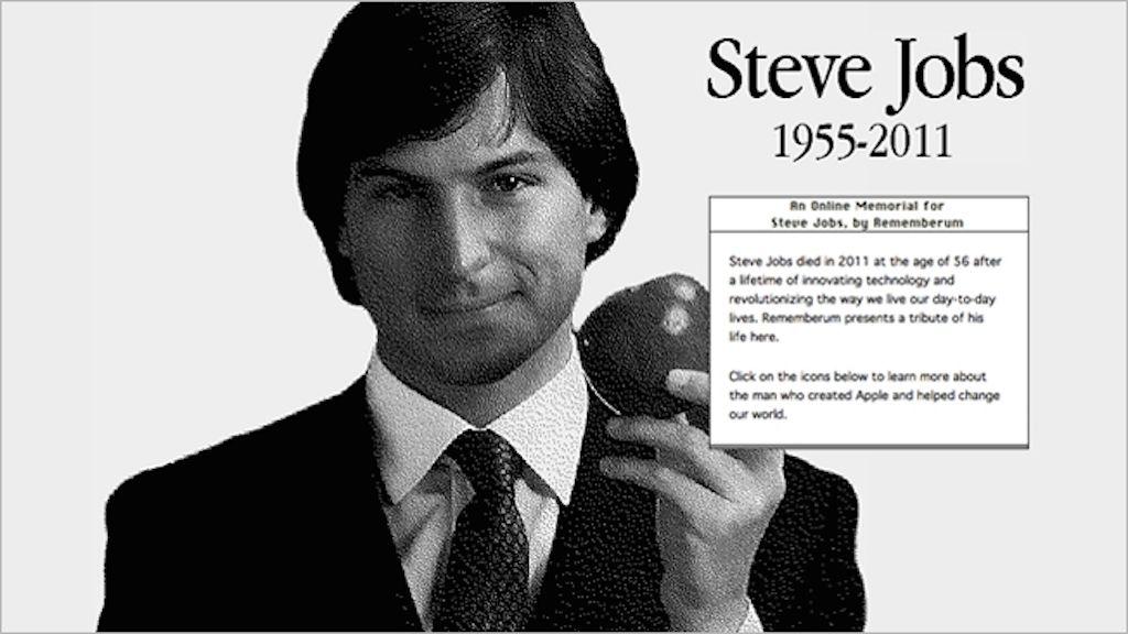Steve Jobs Todestag