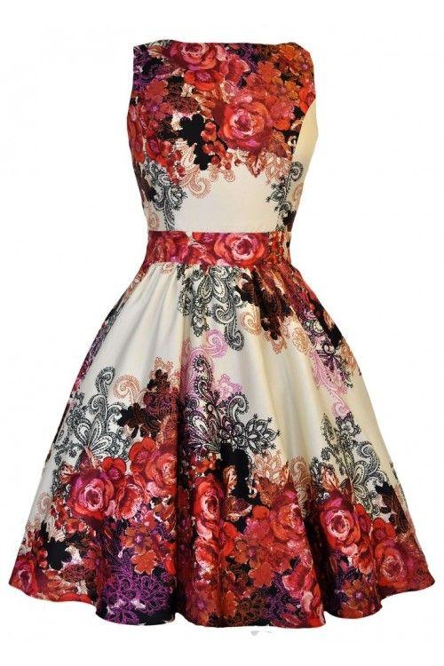 retro jurken online