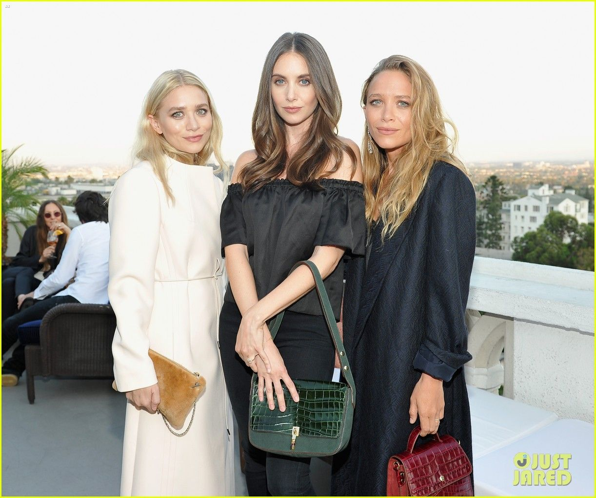 Alison Brie Mary Kate Ashley Elizabeth Olsen Mary Kate