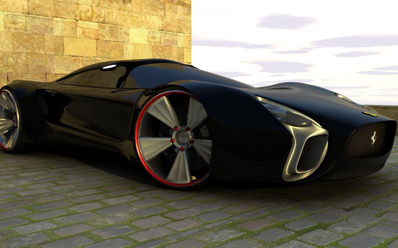 Ferrari Concept Sports Cars Luxury Ferrari Car Concept Cars