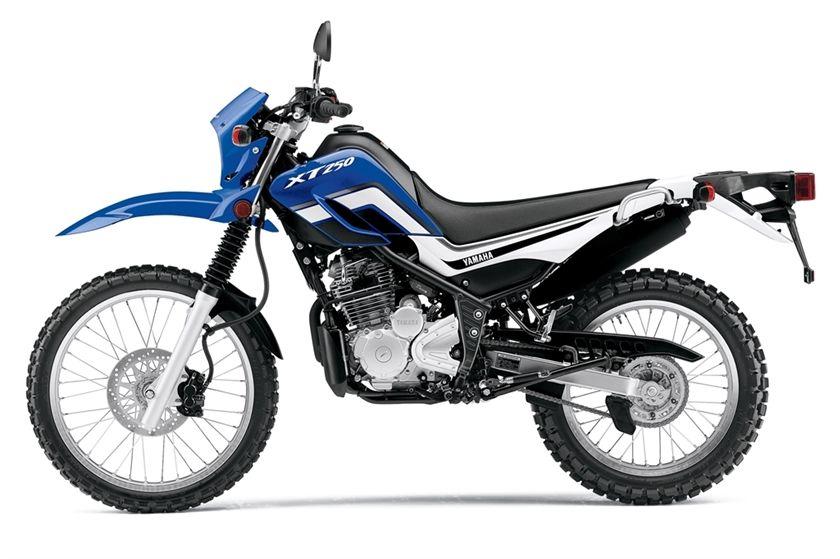 2015 Yamaha XT250 Dual sport motorcycle, Enduro
