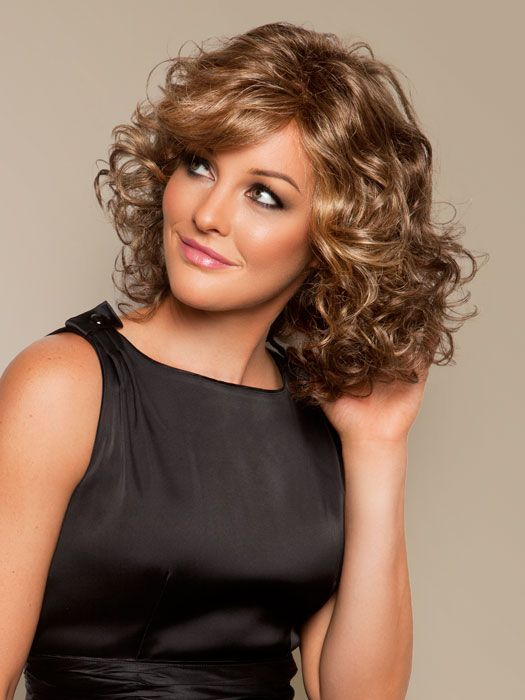 Elegant Hairstyles That Can Dazzle Your Heart Shaped Face Curly Hair Styles Medium Curly Hair Styles Curly Hair Styles Naturally