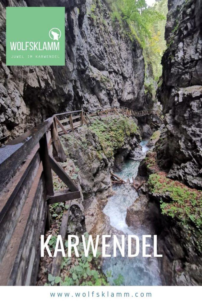 Karwendel Mehr Als Wolfsklamm Die Highlights Als Lokaler