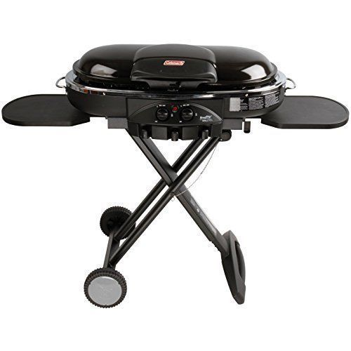 Outdoor Bbq Barbeque Grill Propane Portable Camping Travel