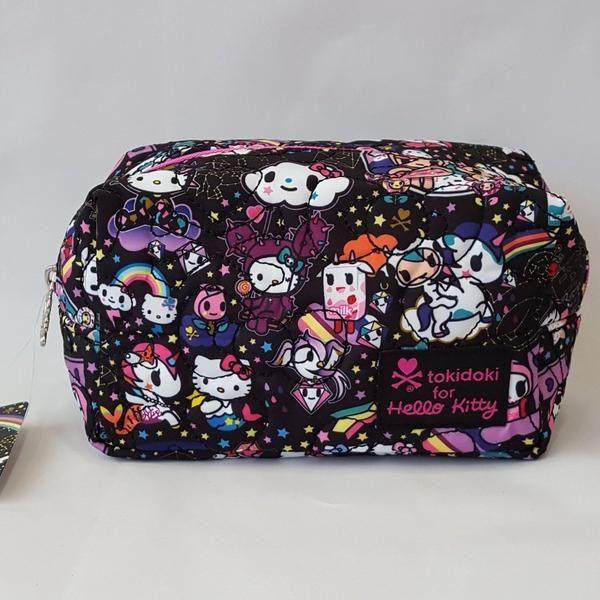 83810ffb083a tokidoki x Hello Kitty Pouch  Space