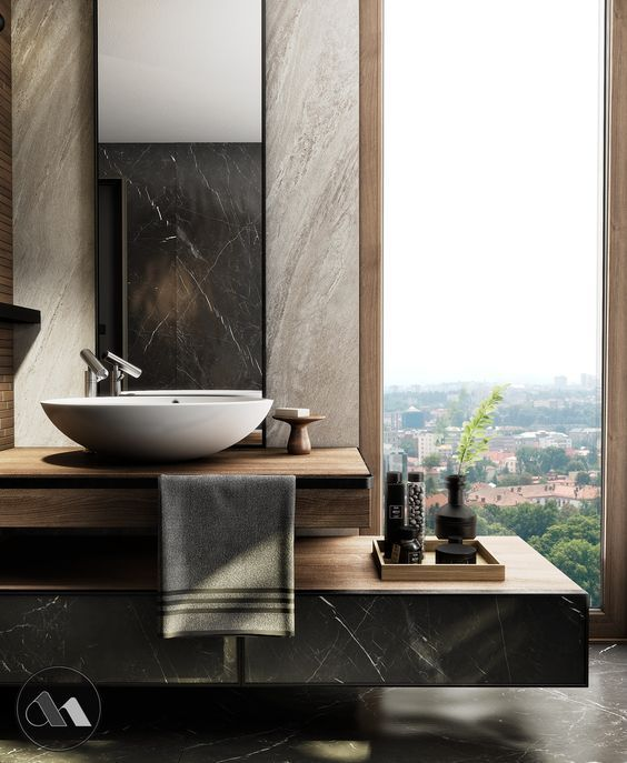View Bathroom Designs Cool Loving The Details And That View ♡♡♡ #bathroom #design Review