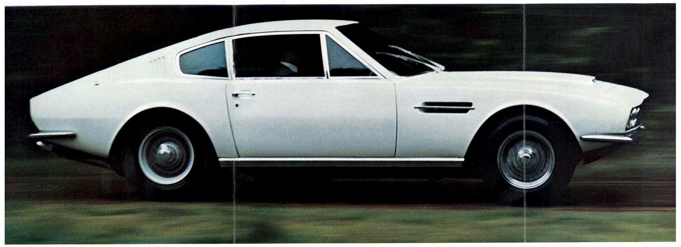 1969 Aston Martin DBS Classic Marques Aston Martin