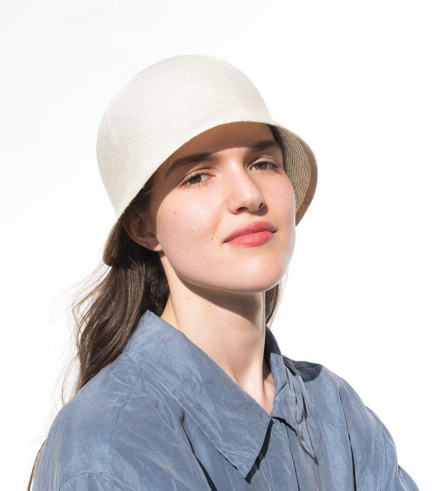 Satisfyingly Hut Women: Sommerstrohhut,Damen Hut,Womens Hat,Straw Hat Women,Summer