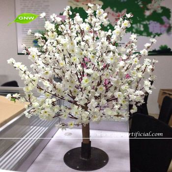 White Artificial Cherry Blossom Tree Fake Cherry Flower Tree Artificial Plant For Garden L Artificial Cherry Blossom Tree Blossom Trees Cherry Blossom Tree