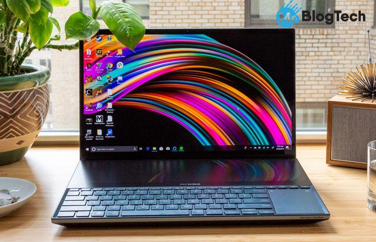 Asus Zenbook Pro Duo Asus Laptop Review Asus Asus Laptop Duo