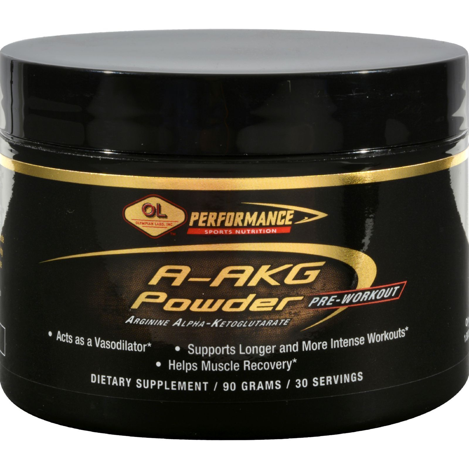 Olympian Labs Aakg Powder 30 Servings Muscle recovery