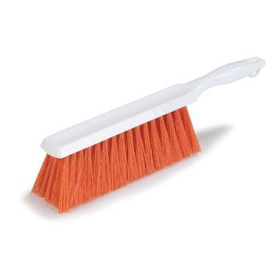 Carlisle Food Service Products Sparta Counter/Bench Brush (Set of 12) Color: Orange