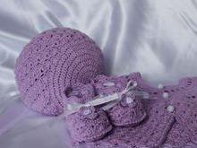 Häkelanleitung Für Muscheln Babygarnitur Häkeln Pinterest