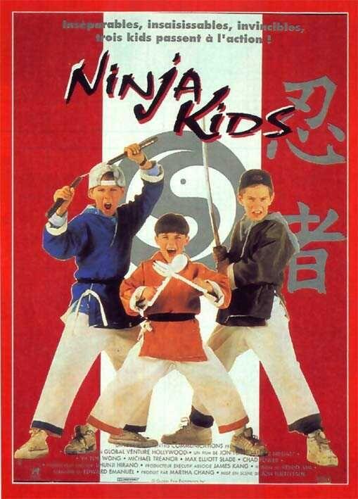 Ninja Kids Coup De Vieux Cinema Annees 80 Et 90 Films Streaming Gratuit Films Complets Ninja