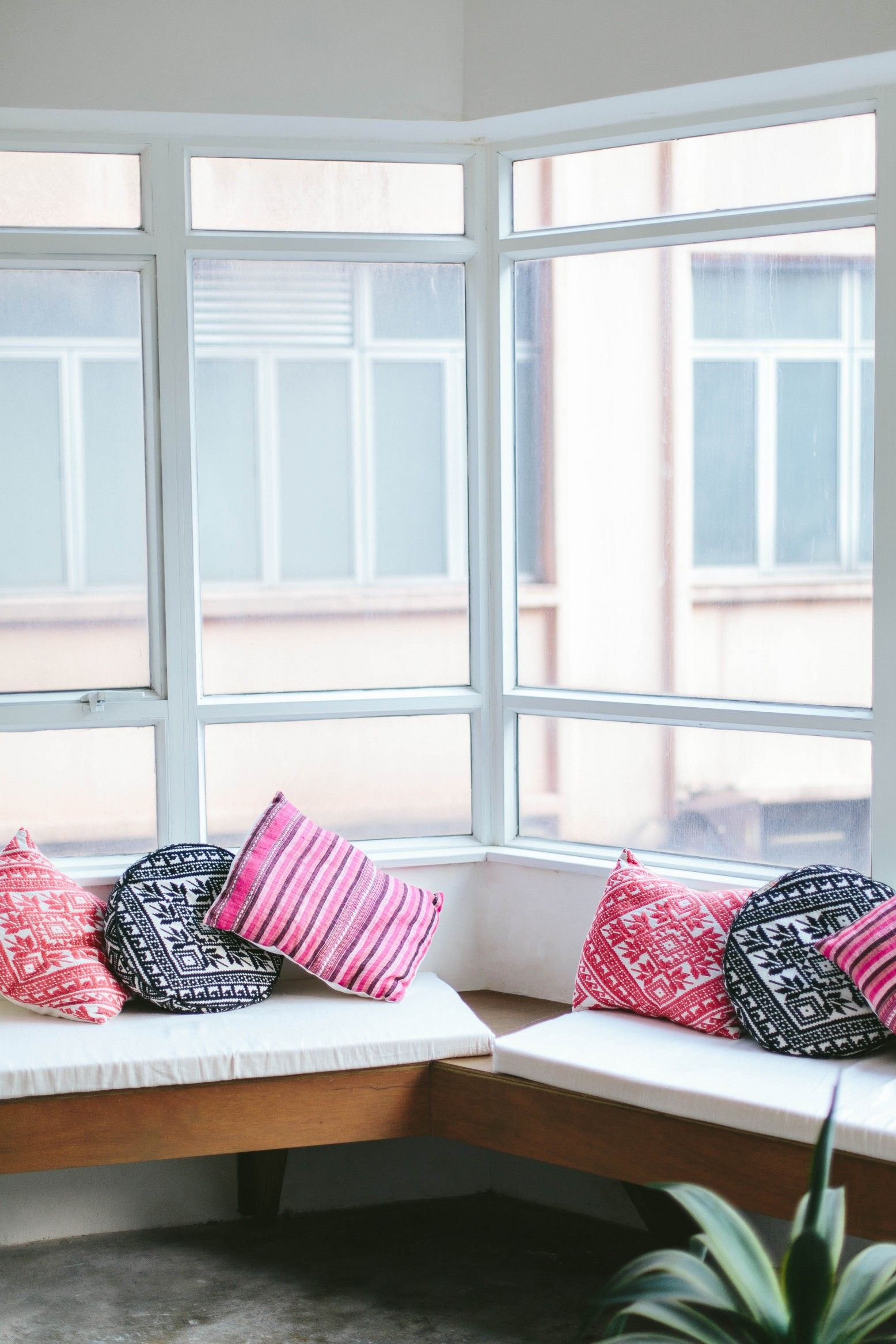 DIY NoSew Bench Seat Cushions Coussin banquette