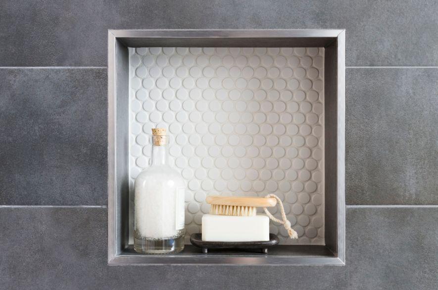 Tile Trim Edging Designs Trends Ideas For 2019 The Tile Shop Tile Shower Niche Shower Wall Tile Tile Trim