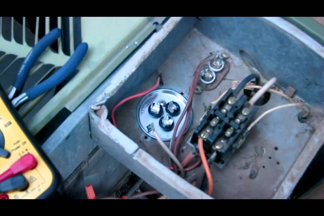 How to fix your AC Fan kicks on but Compressor Not