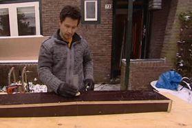 Maak een wastafel van beton eigen huis tuin diy for Betonnen wasbak maken eigen huis en tuin