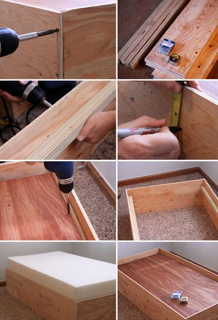 bett selber bauen ist leichte aufgabe 2 diy bauanleitungen diy m bel furniture. Black Bedroom Furniture Sets. Home Design Ideas