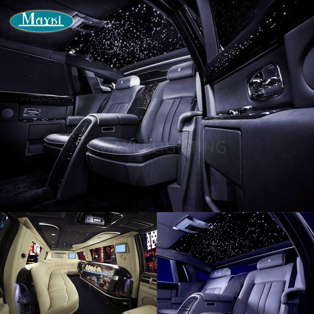 car ceiling led lights stars. Black Bedroom Furniture Sets. Home Design Ideas