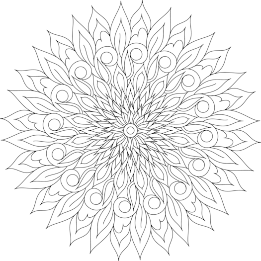 There Are Dinosaurs That Are Confirmed To Have Feathers Even Though They Are Definitely Ancestors To Bi Mandala Coloring Pages Mandala Coloring Coloring Pages