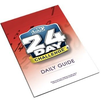 Just finished the cleanse of my 24 day challenge the other day down - 24 day challenge guide