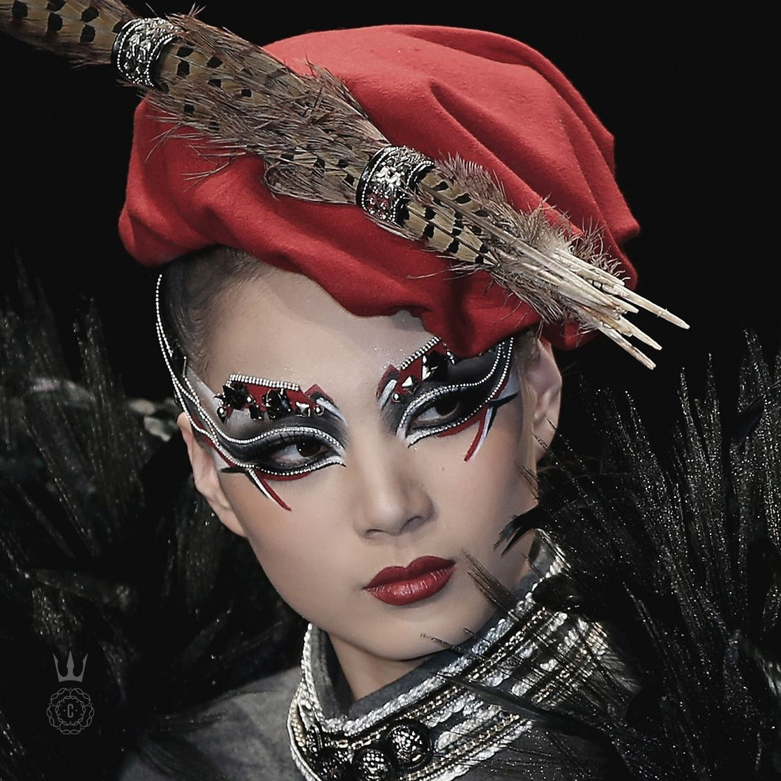 "Mao Geping has been called ""the best known makeup artist"