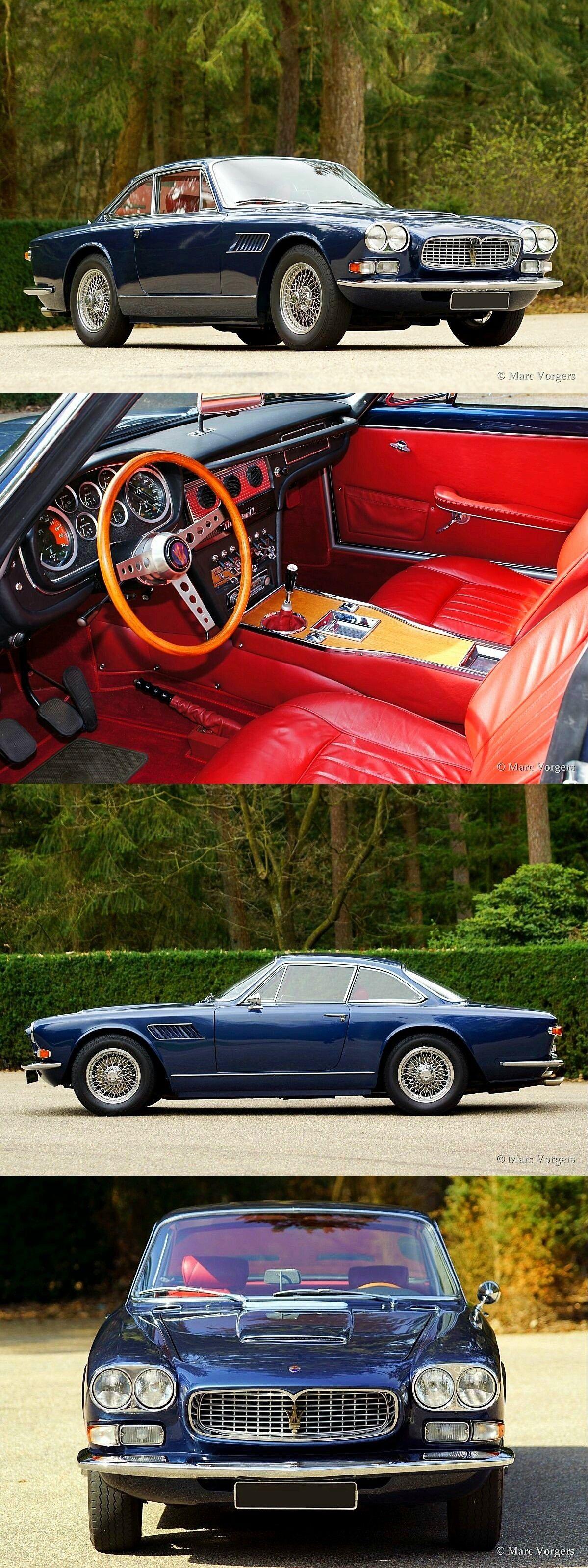 1965 Maserati Sebring - Series 2 | Maserati, Motor car ...