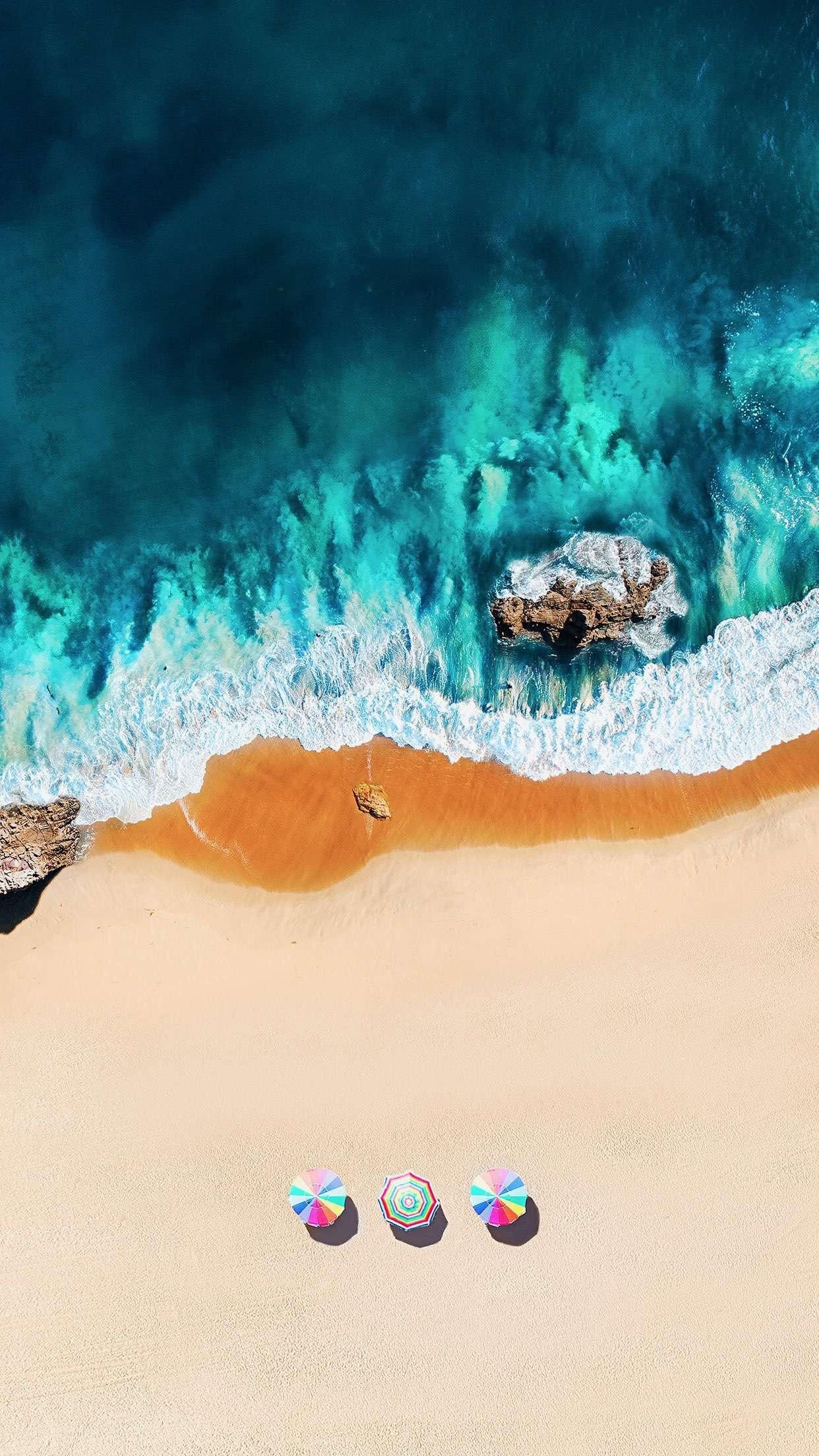 Beach Wallpaper. Enjoy Beach wallpaper, Aerial