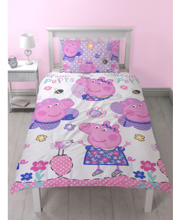 Kids Room Makeover Kit with Duvet, Curtains, Décor & Rugs