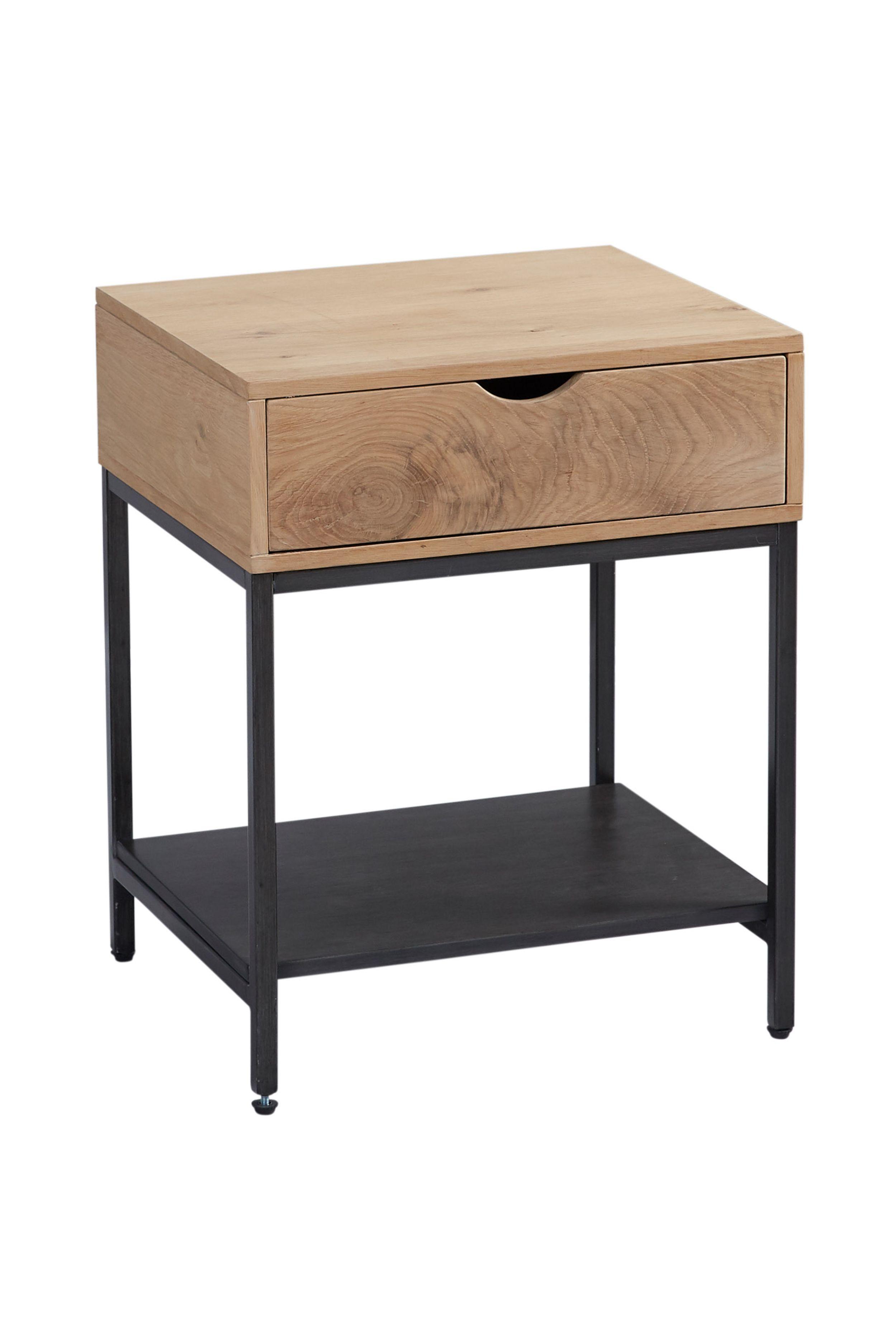 Nachttisch Mit Schublade Nachttisch Schublade Nachttisch Beistelltisch Eiche