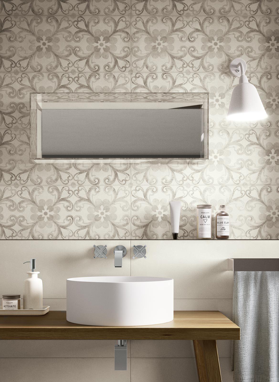Rewind wall piastrelle in ceramica ragno 6809 bathroom pinterest piastrelle bagno e - Mattonelle bagno ragno ...
