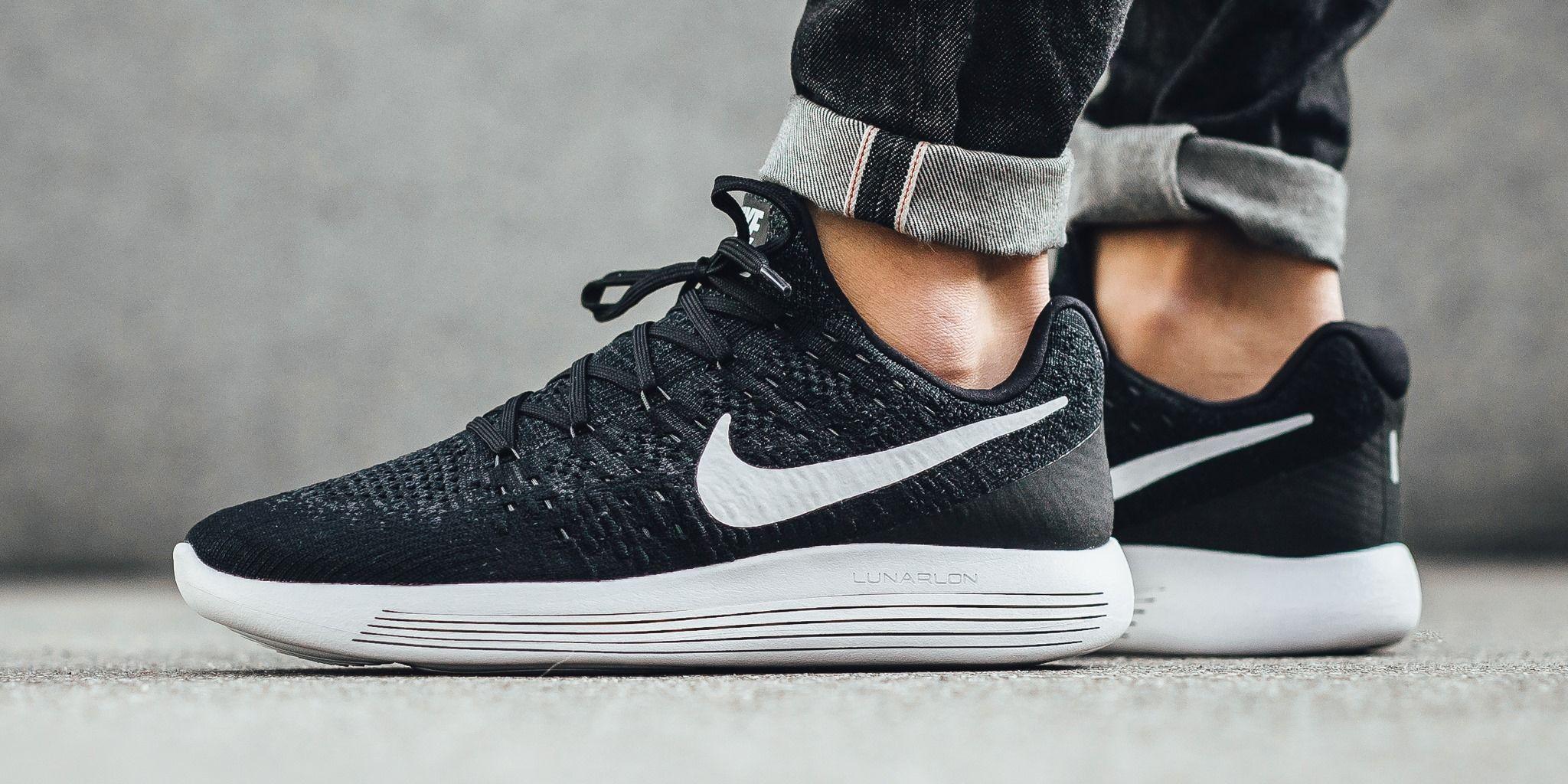 """Nike """"negro"""" LunarEpic Flyknit Low 2 """"negro"""" Nike Zapatillas Pinterest Nike c77d47"""